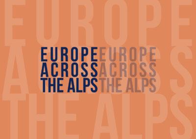 Europe across the Alps