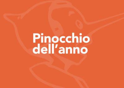 Pinocchio dell'anno